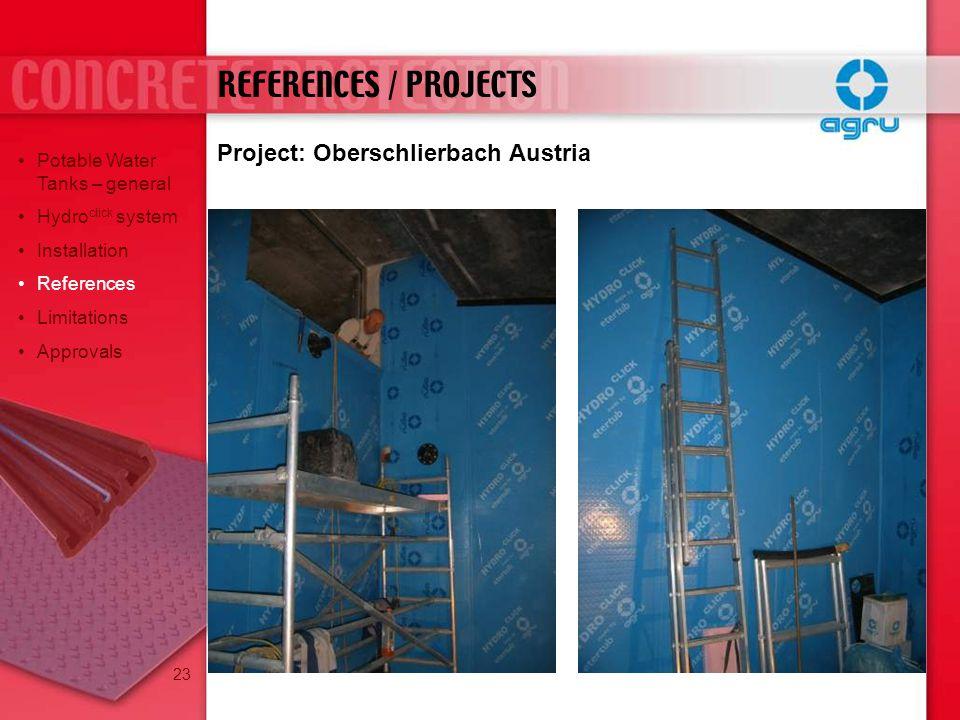 Project: Oberschlierbach Austria