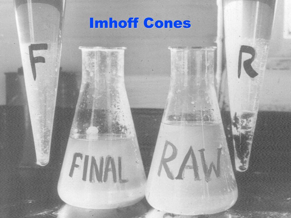 Imhoff Cones