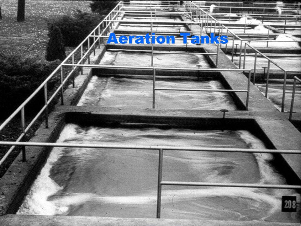 Aeration Tanks