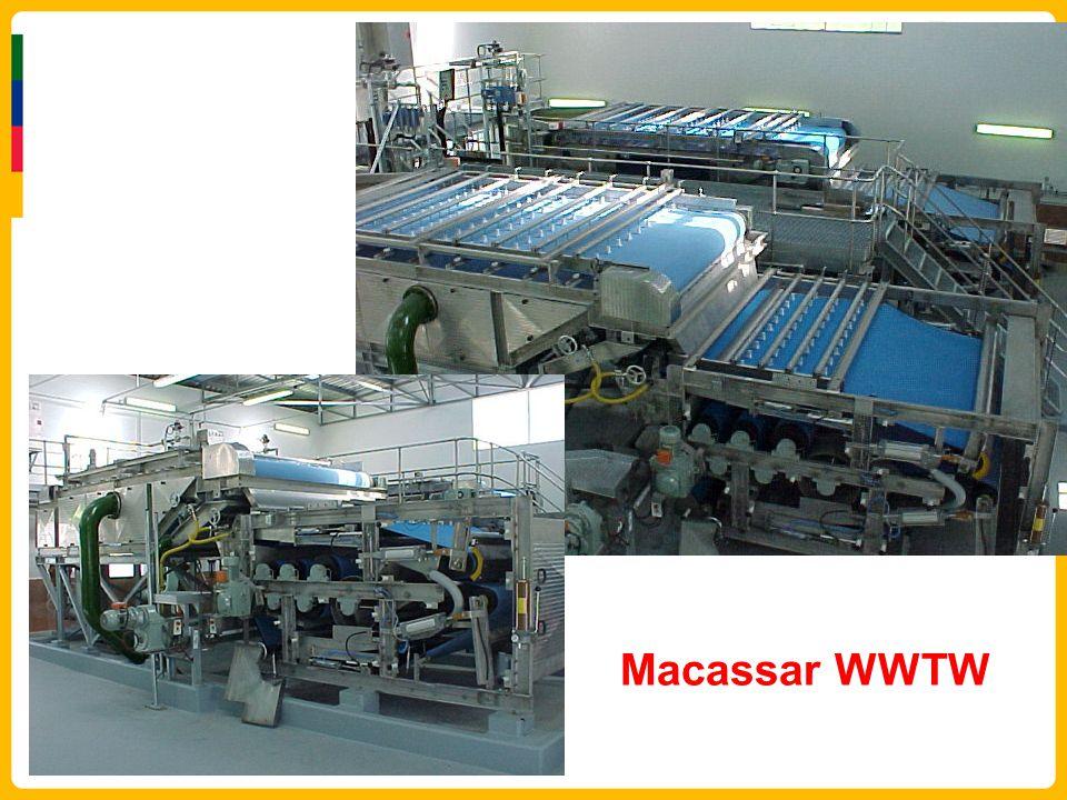 Macassar WWTW