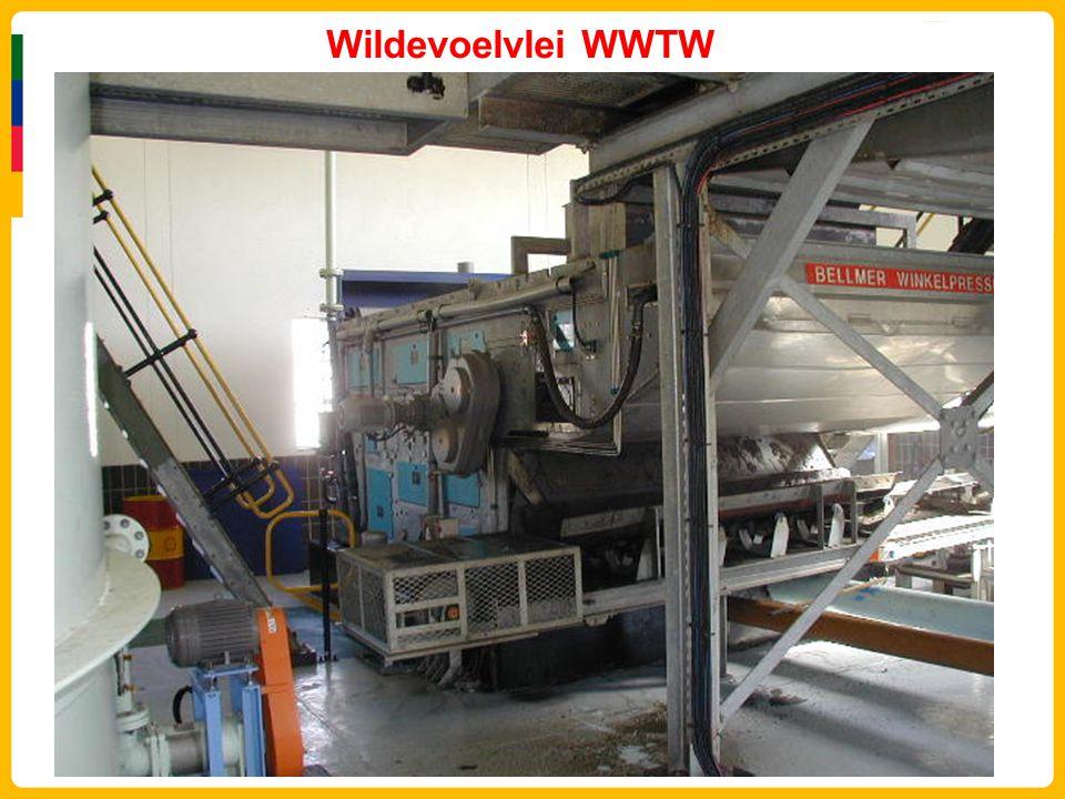 Wildevoelvlei WWTW