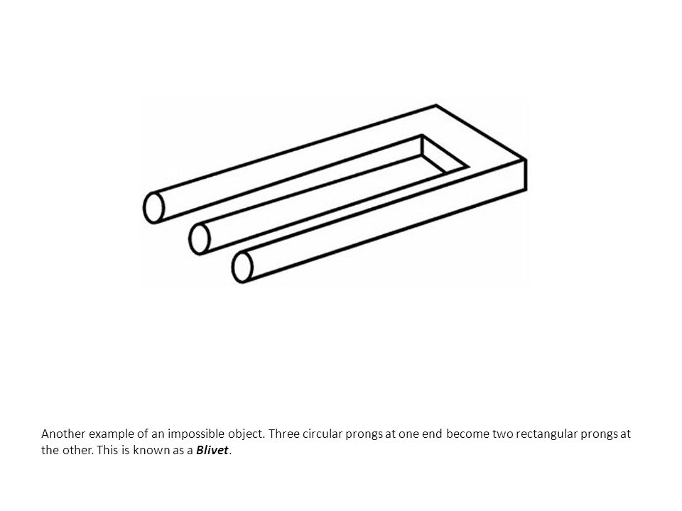Another example of an impossible object
