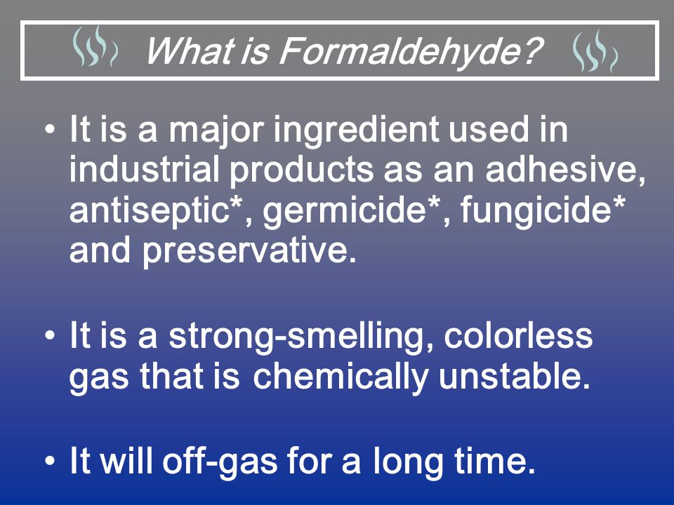 It is a strong-smelling, colorless gas that is chemically unstable.