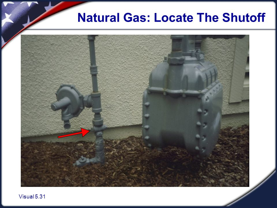 Water Service: Locate The Shutoff