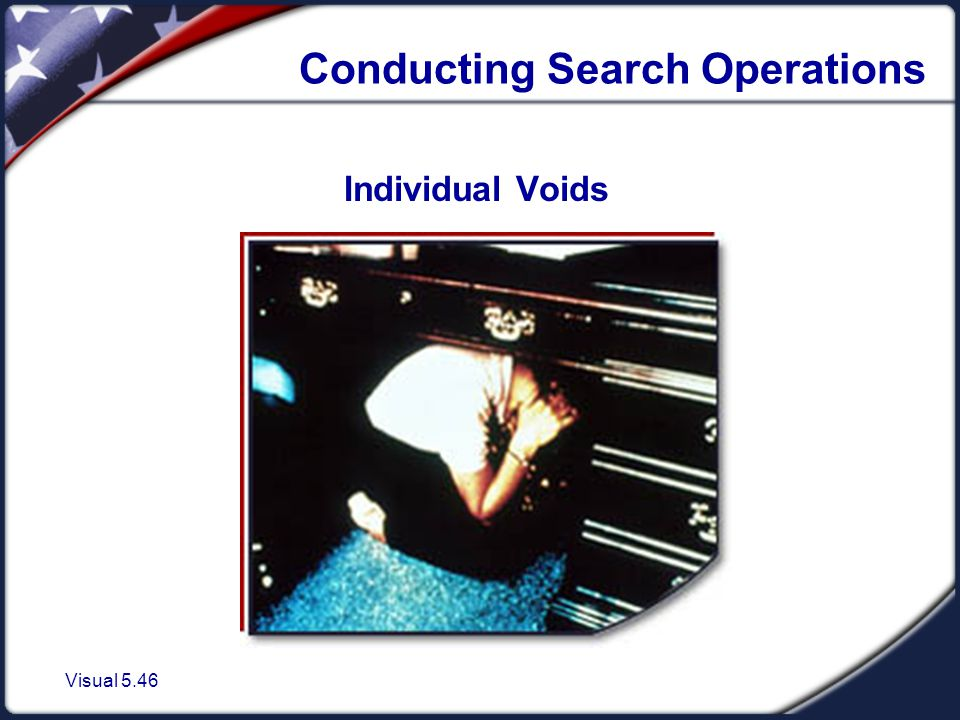 Conducting Search Operations