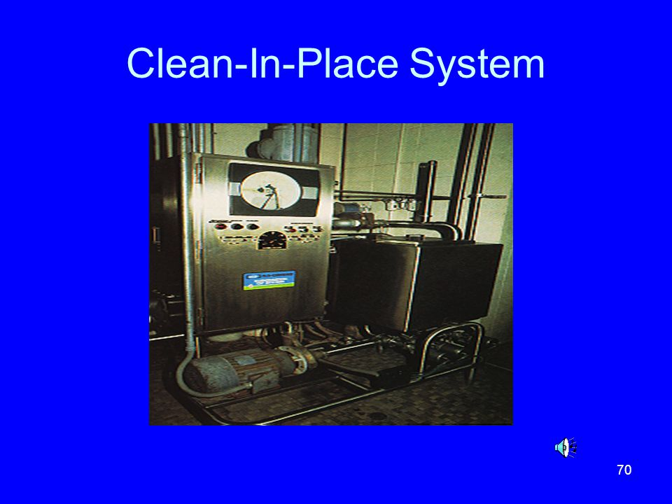 Clean-In-Place System
