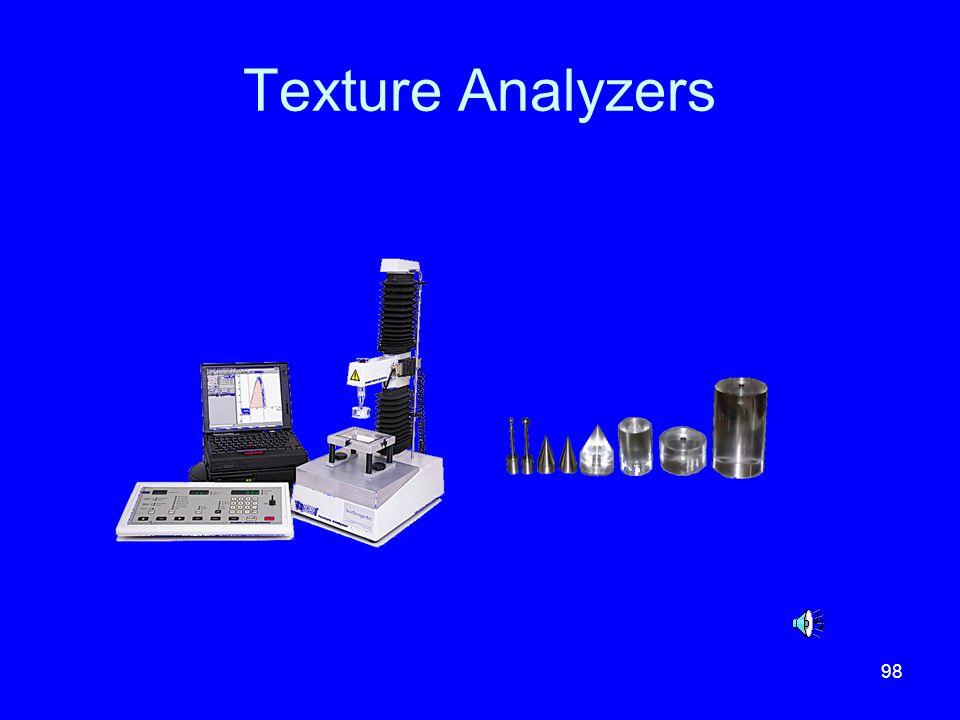 Texture Analyzers