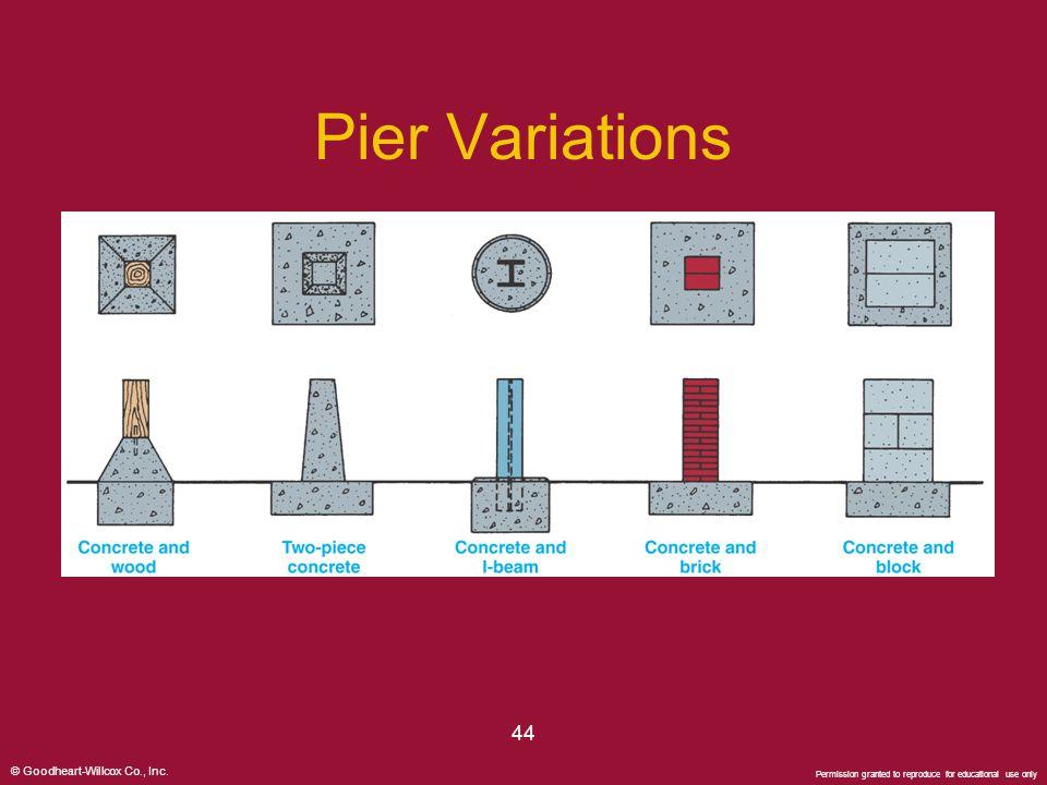 Pier Variations 44