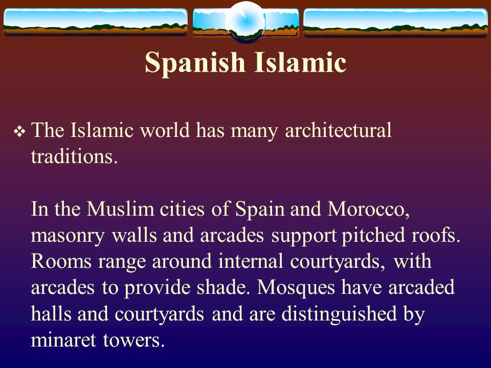 Spanish Islamic