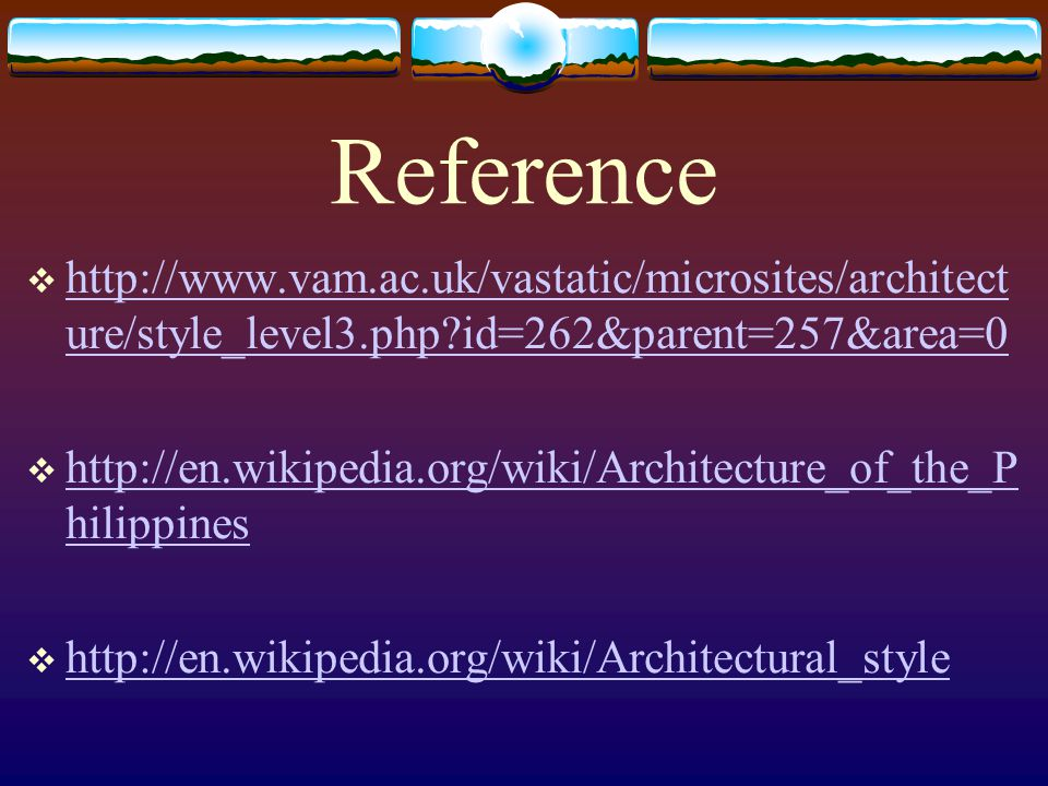 Reference http://www.vam.ac.uk/vastatic/microsites/architecture/style_level3.php id=262&parent=257&area=0.