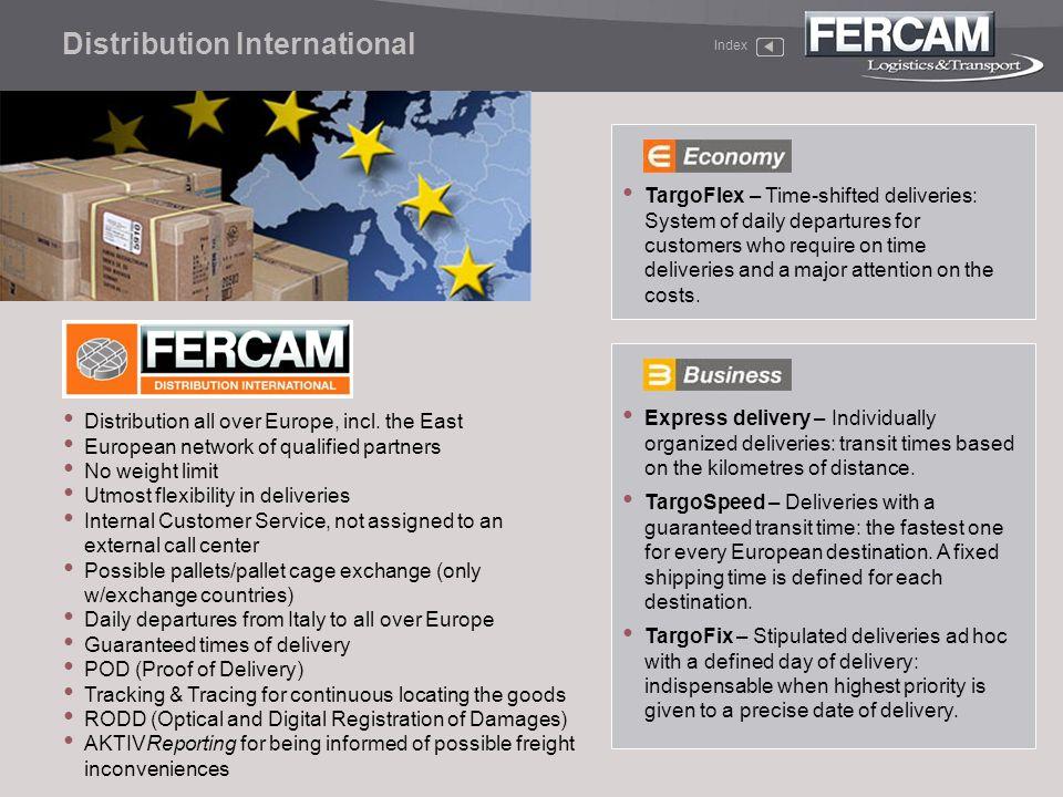 Distribution International