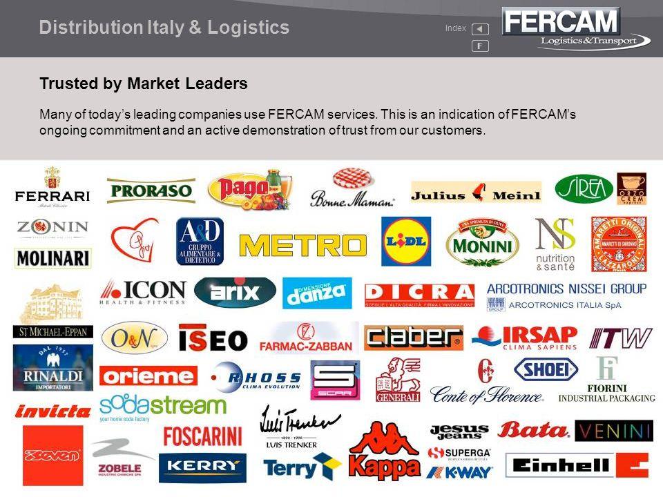 Distribution Italy & Logistics