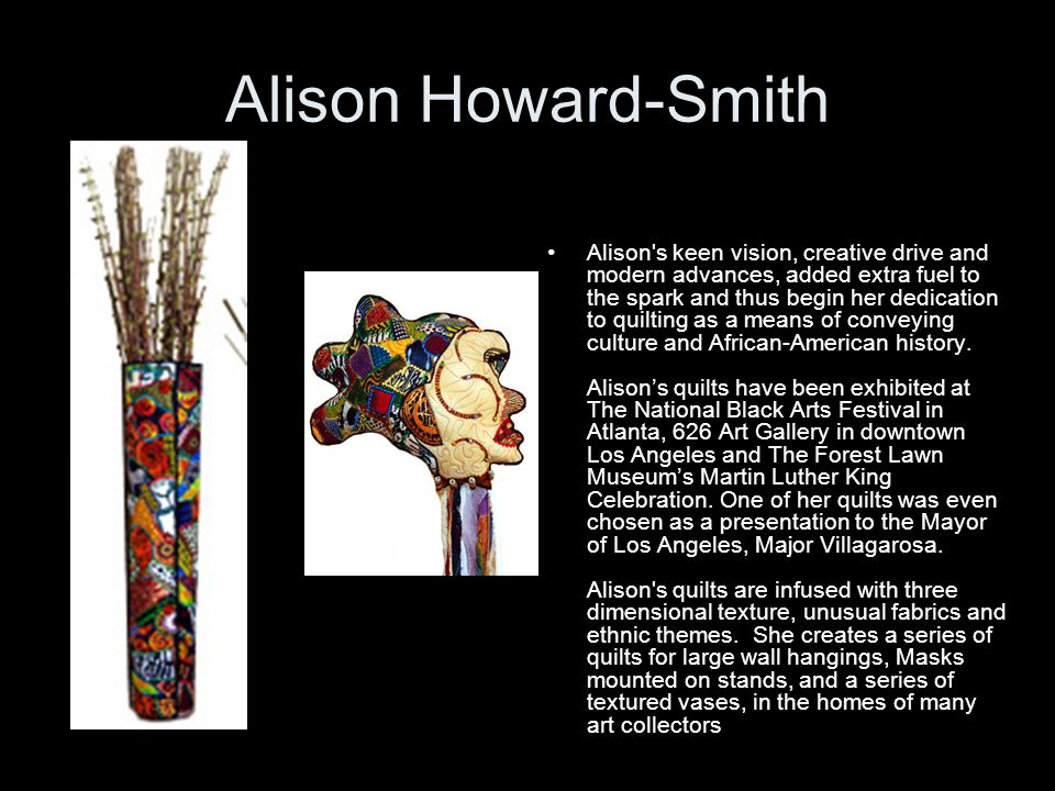 Alison Howard-Smith