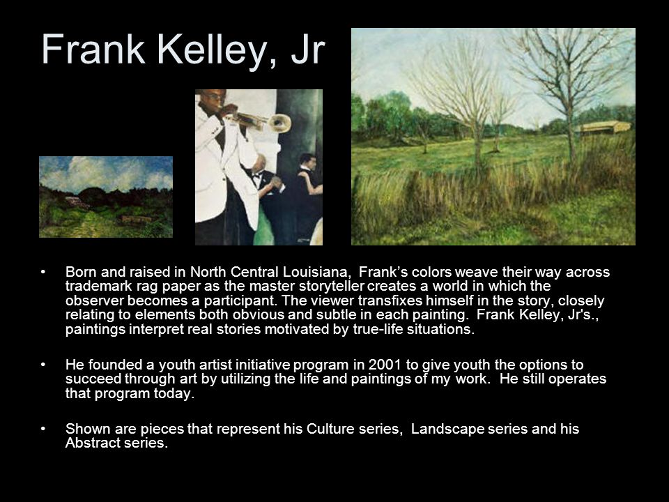 Frank Kelley, Jr