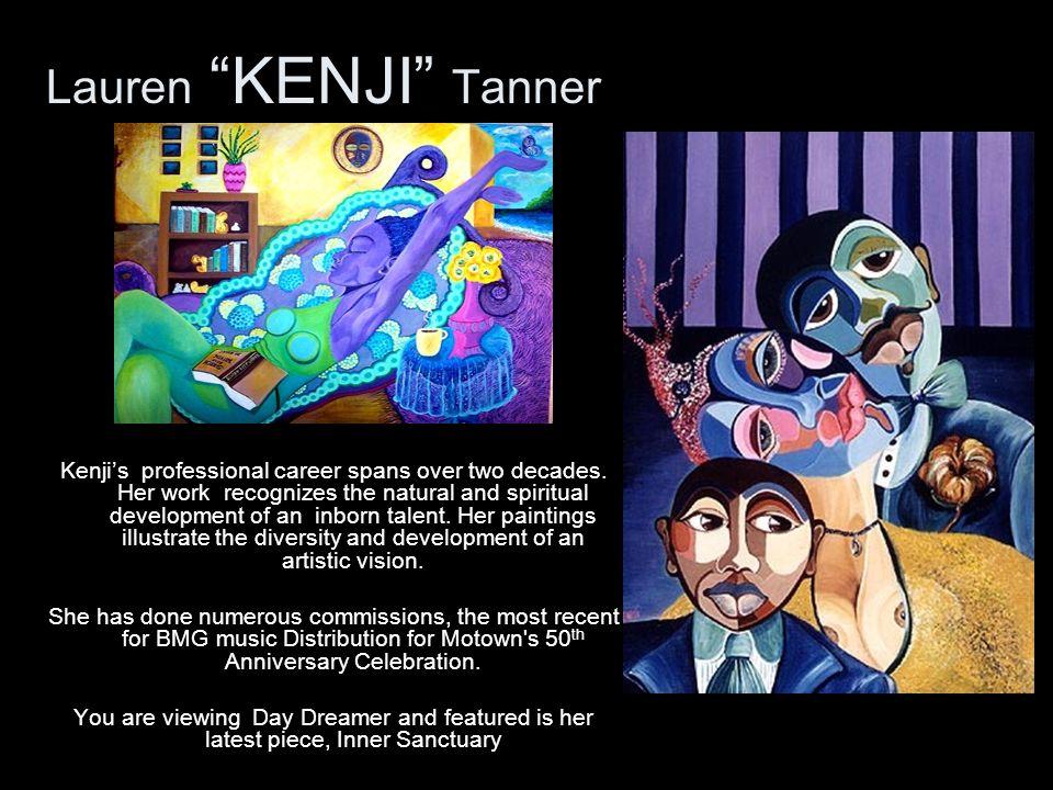 Lauren KENJI Tanner