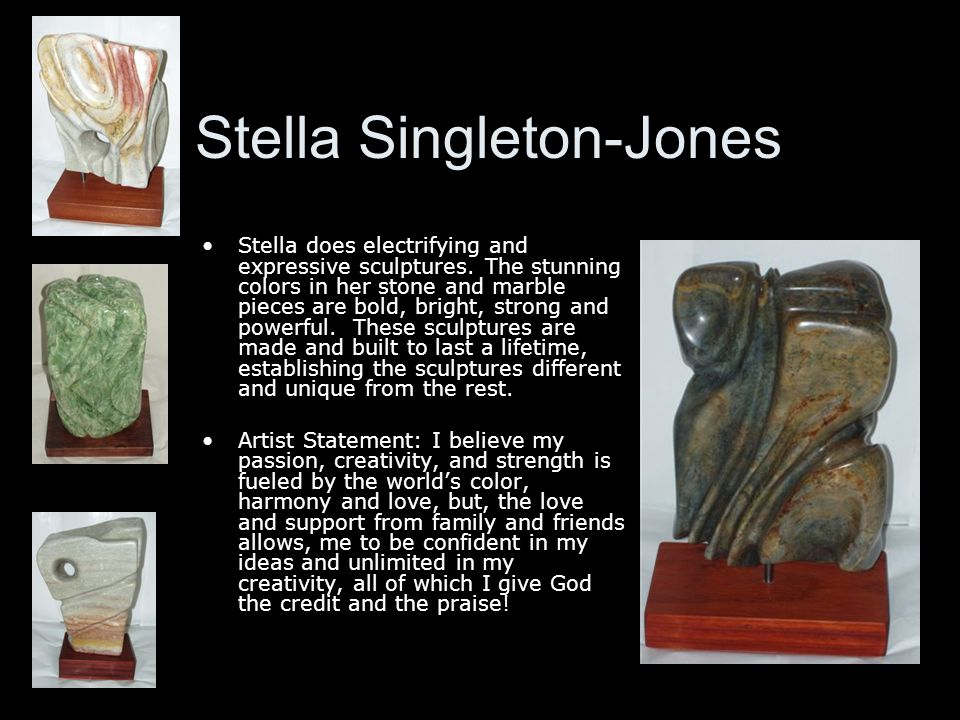 Stella Singleton-Jones