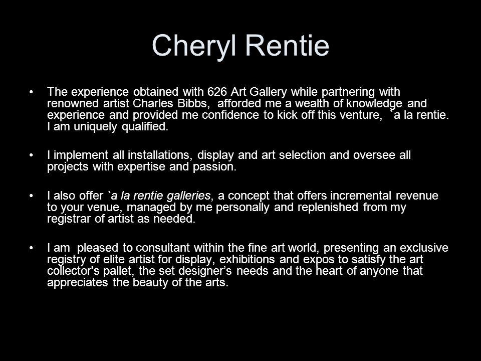 Cheryl Rentie