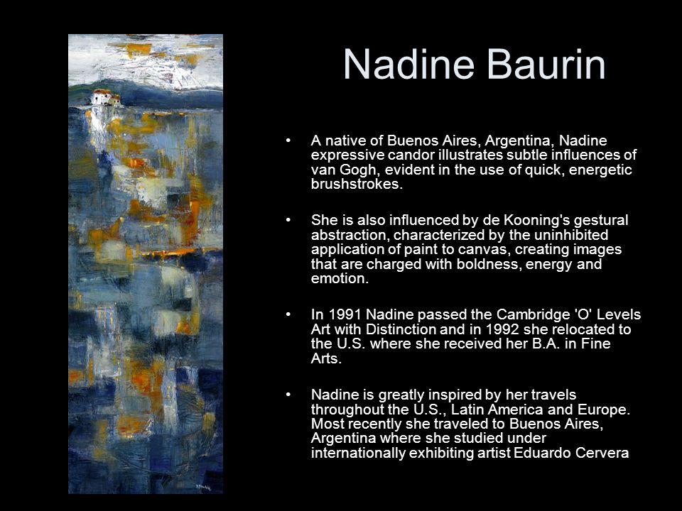Nadine Baurin