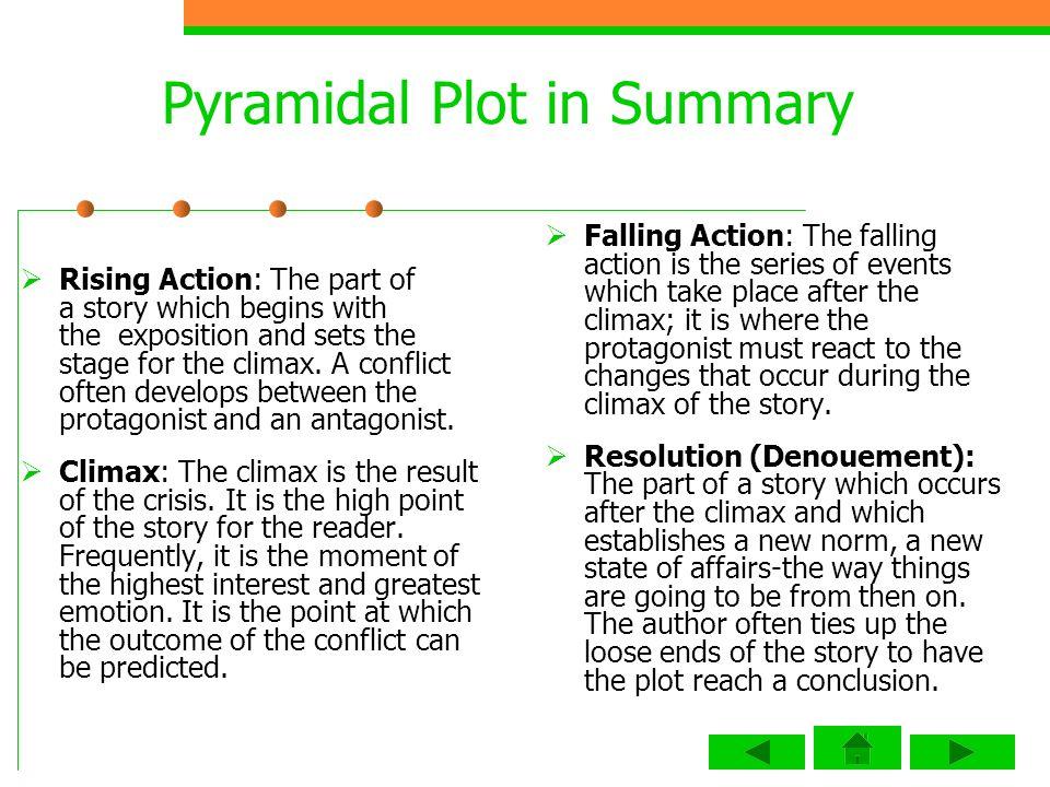 Pyramidal Plot in Summary