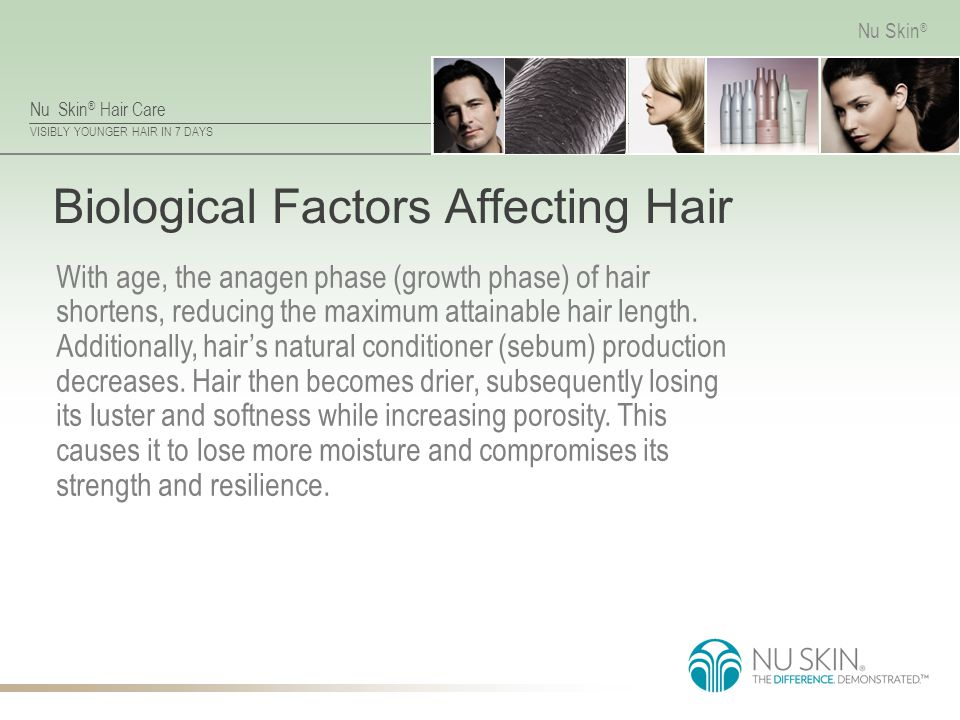 Biological Factors Affecting Hair
