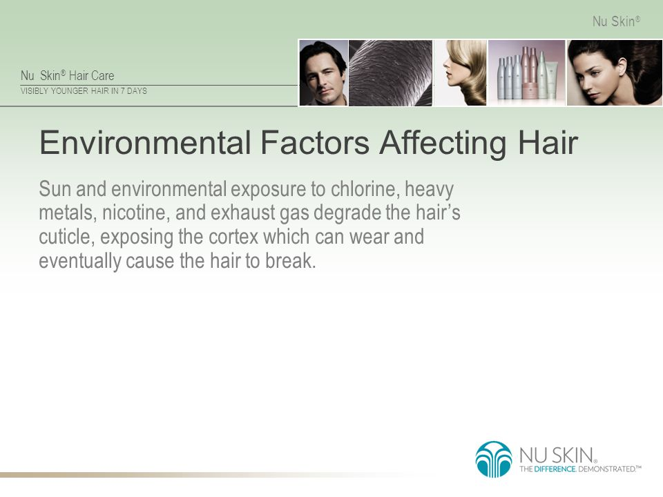 Environmental Factors Affecting Hair