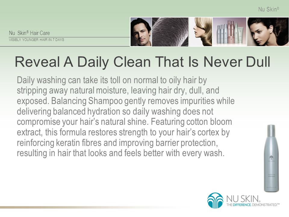 Reveal A Daily Clean That Is Never Dull