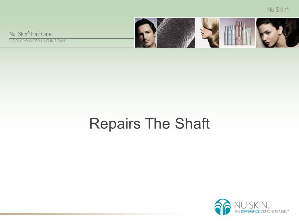 Repairs The Shaft