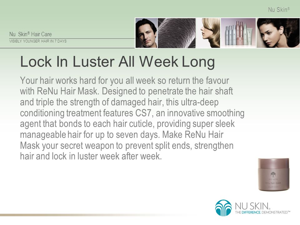 Lock In Luster All Week Long