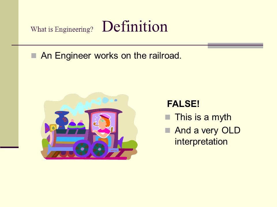 What is Engineering Definition
