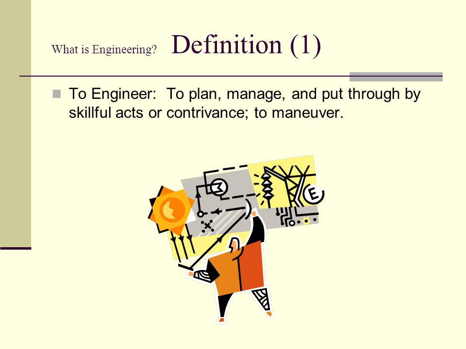 What is Engineering Definition (1)