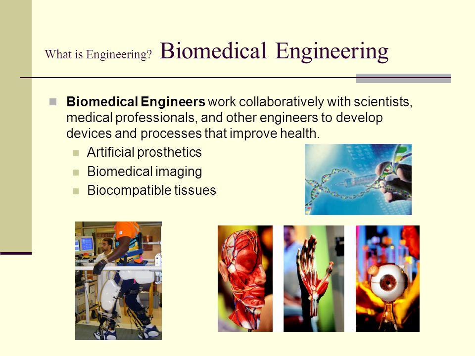 What is Engineering Biomedical Engineering