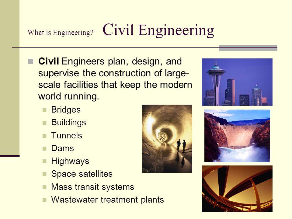 What is Engineering Civil Engineering