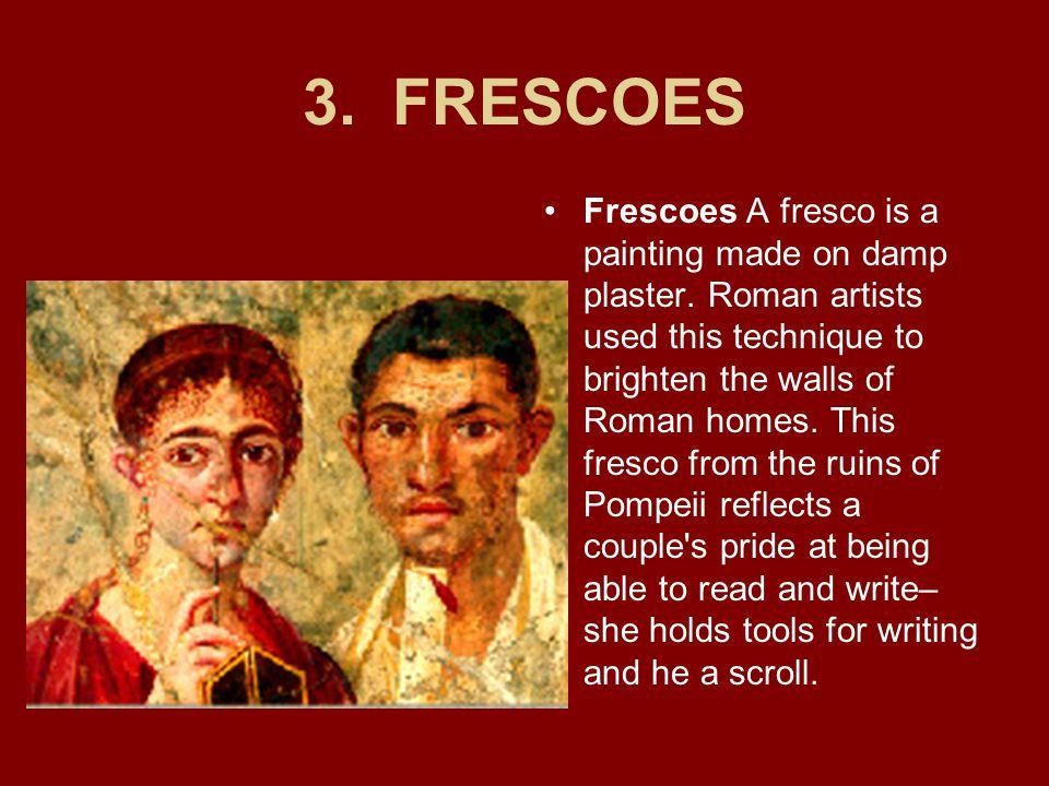 3. FRESCOES
