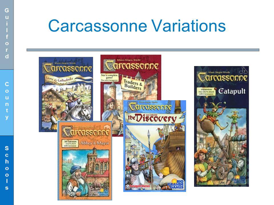 Carcassonne Variations