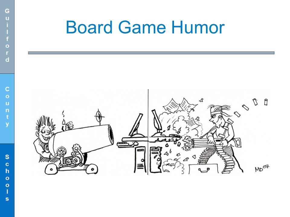 Board Game Humor