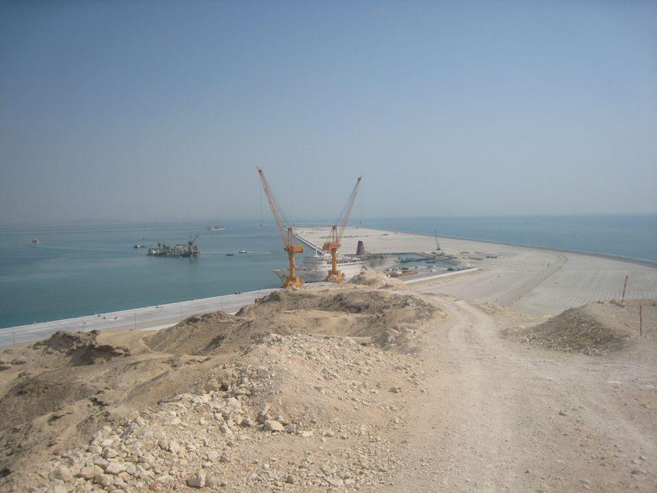 B. Duqm Port and IZ