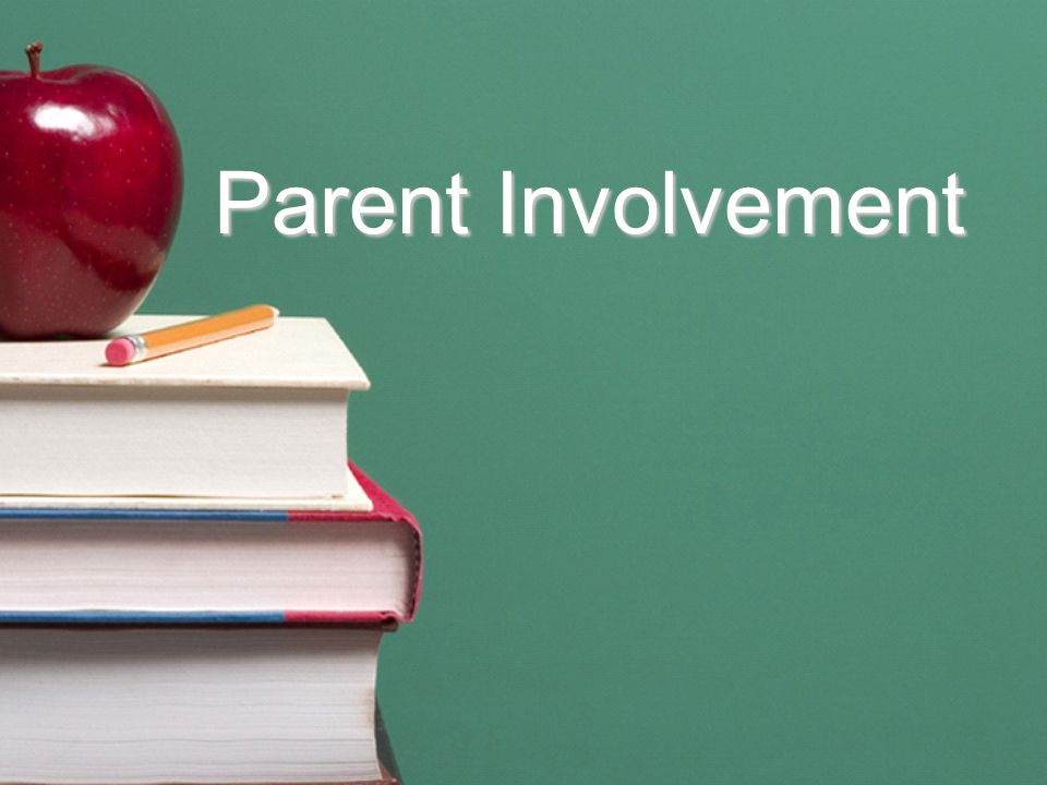Parent Involvement 20