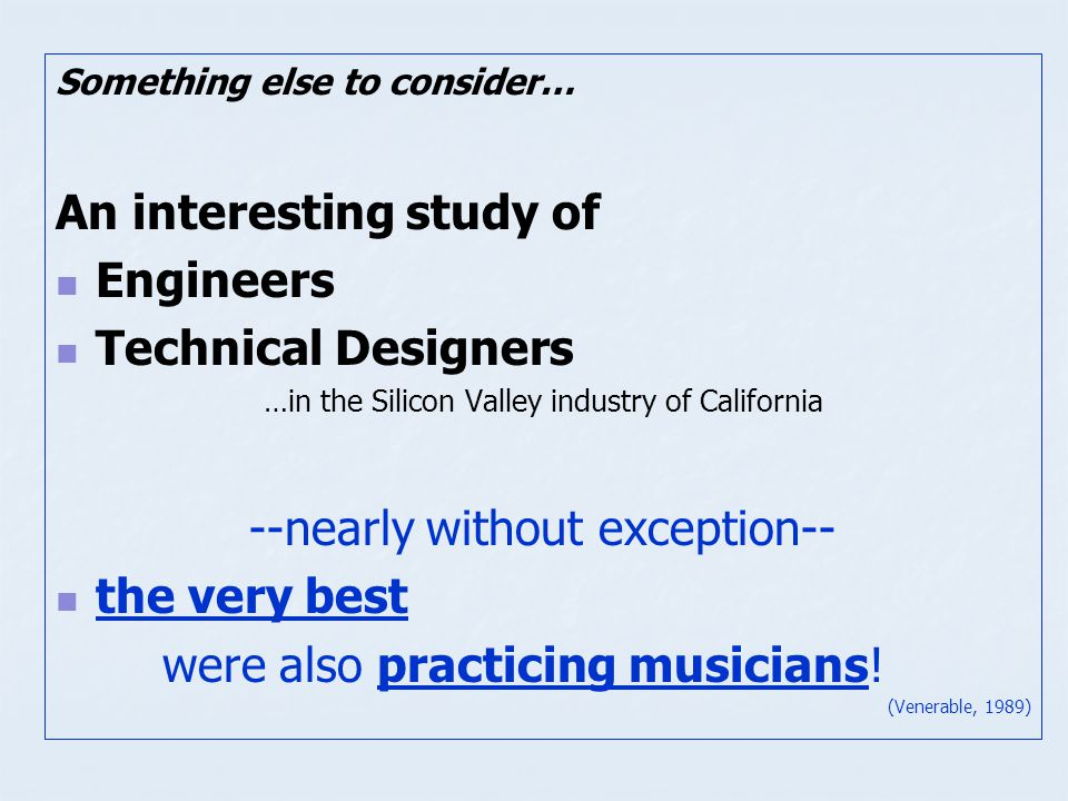 An interesting study of Engineers Technical Designers