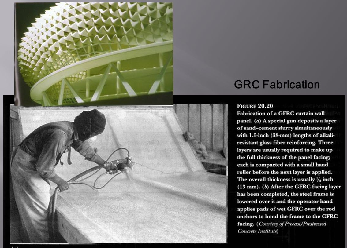 GRC Fabrication
