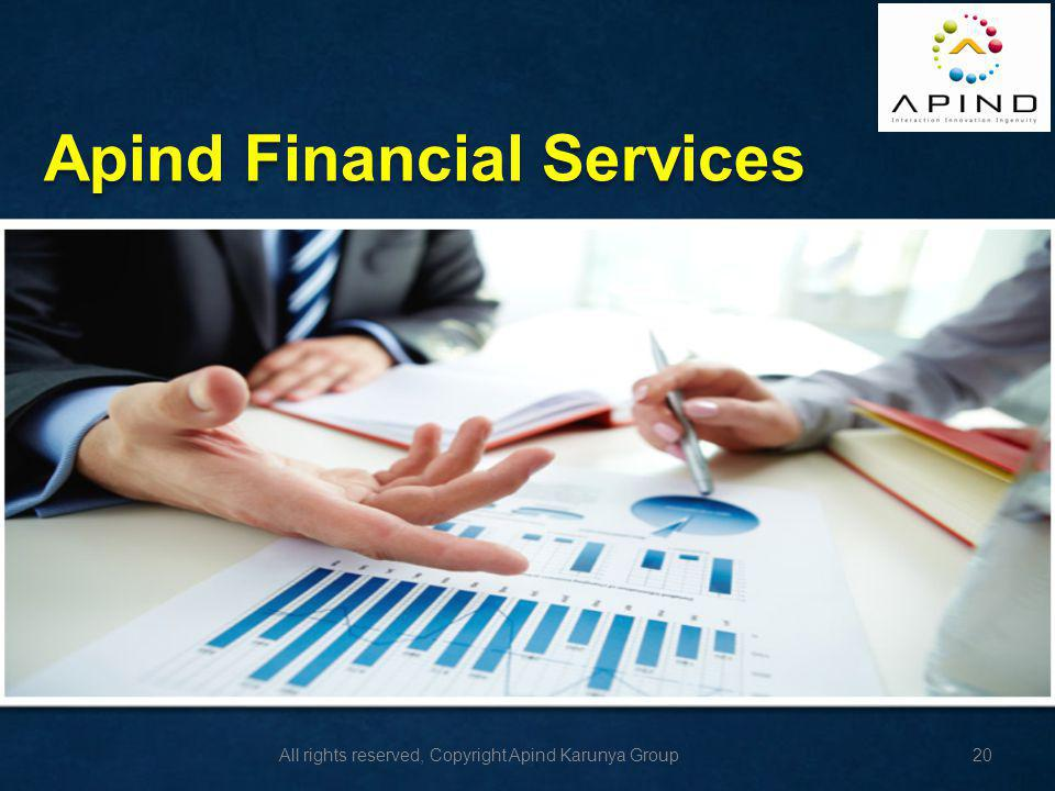 Apind Financial Services