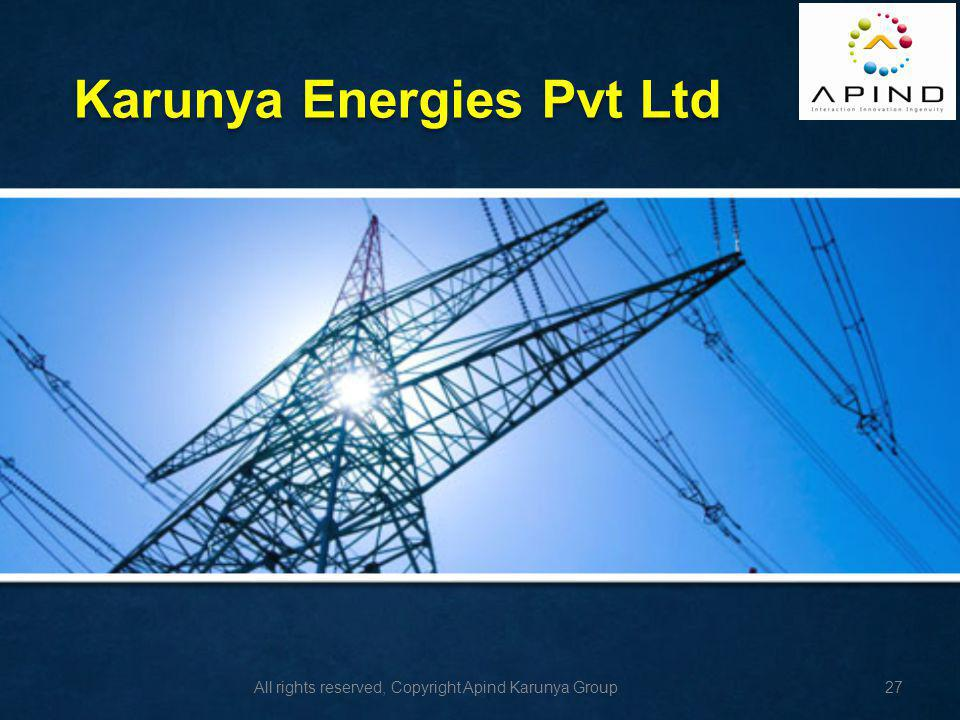 Karunya Energies Pvt Ltd