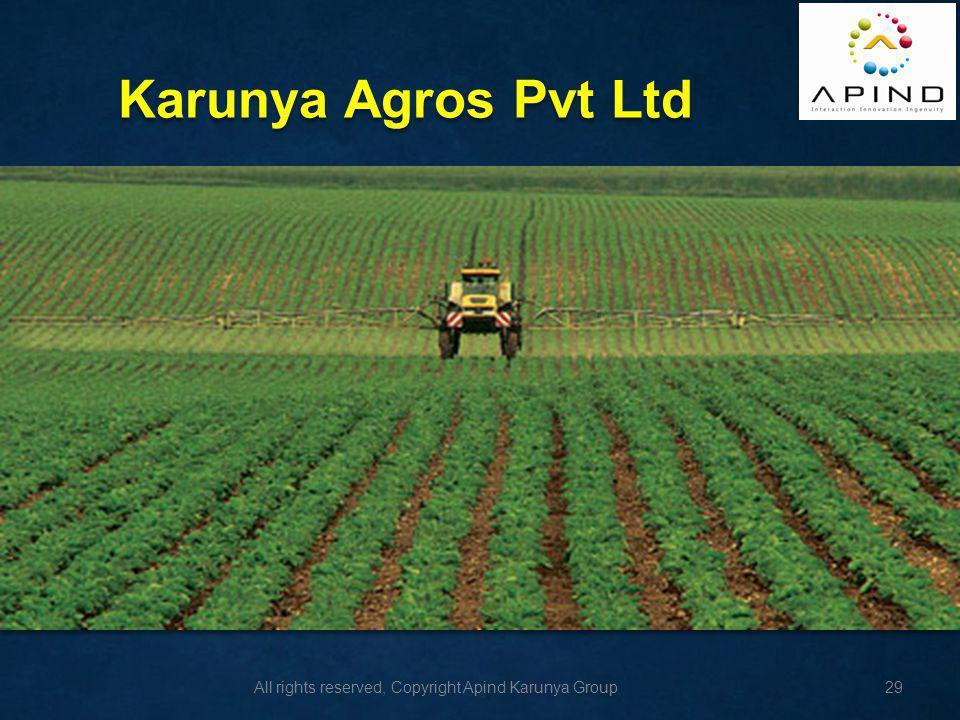 Karunya Agros Pvt Ltd