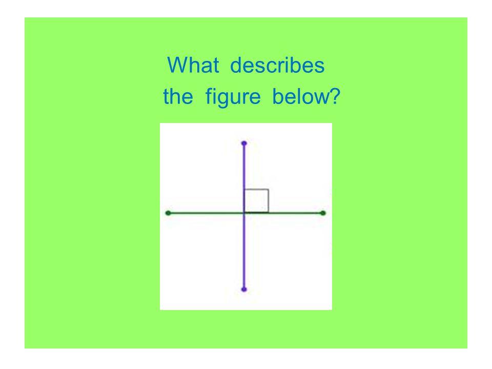 What describes the figure below