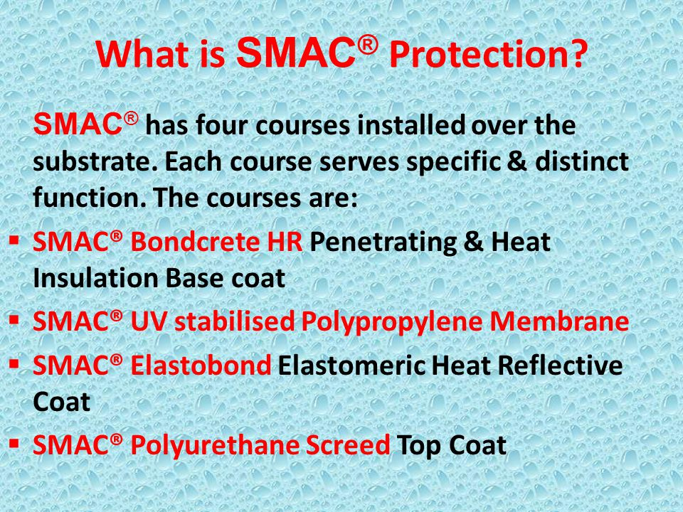 What is SMAC® Protection