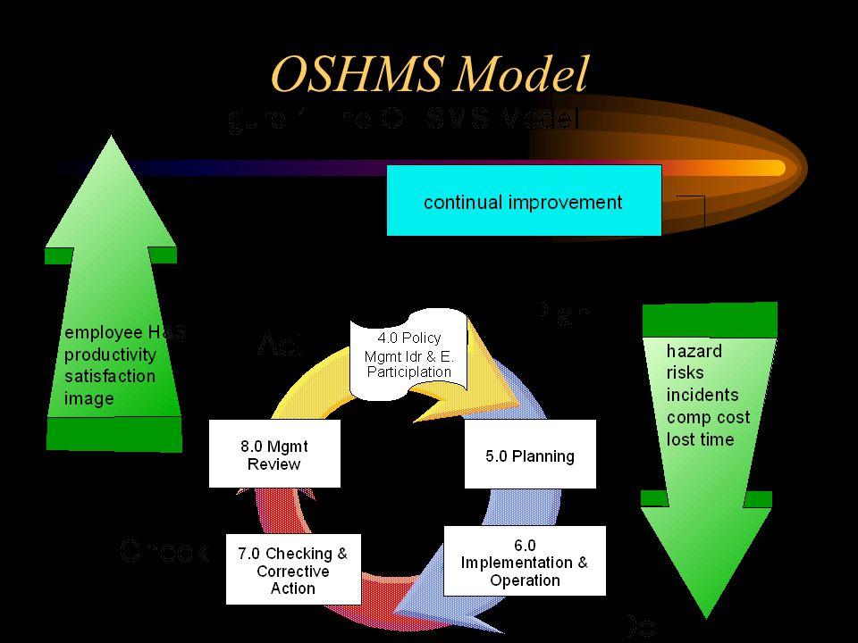 OSHMS Model