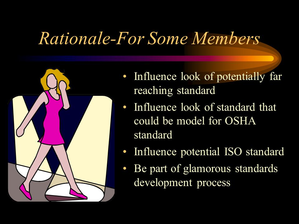 Rationale-For Some Members