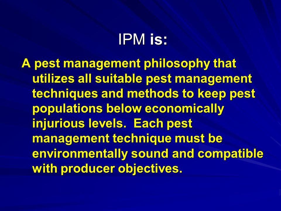 IPM is: