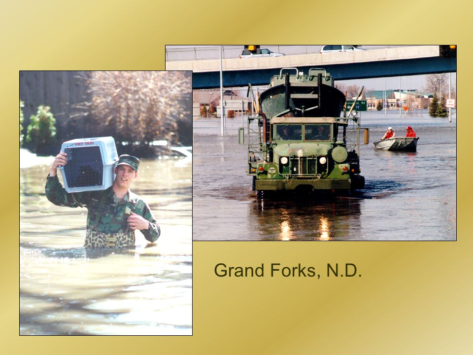 Grand Forks, N.D.