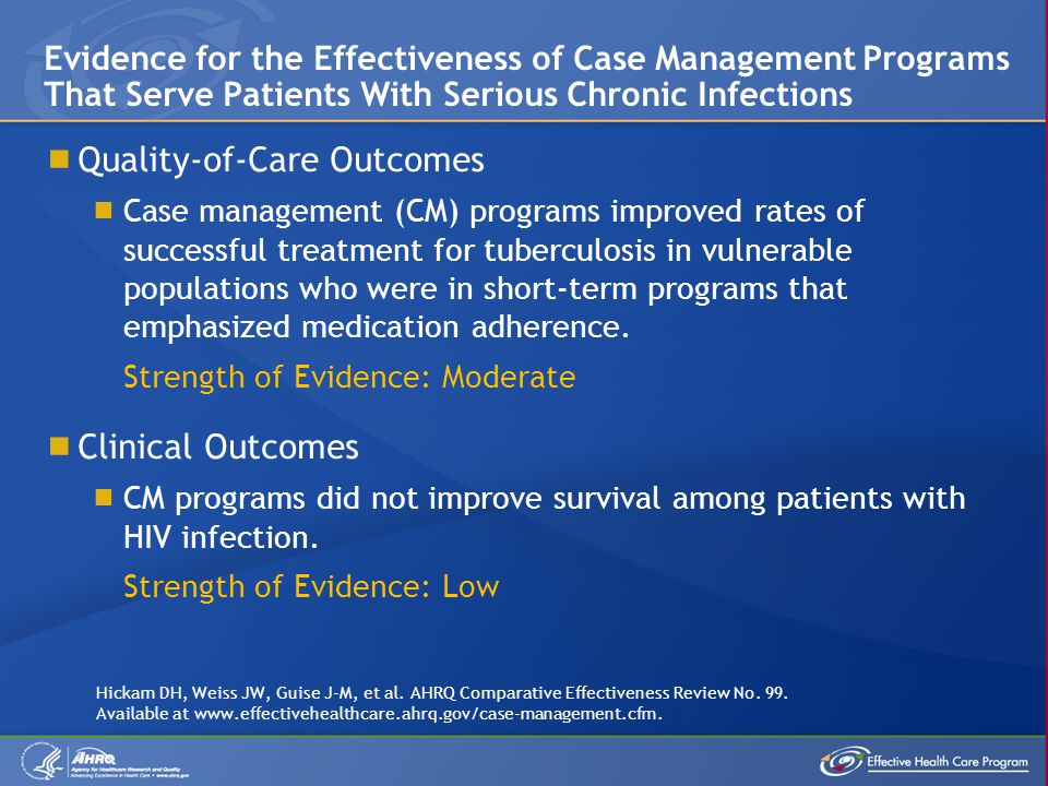 Quality-of-Care Outcomes