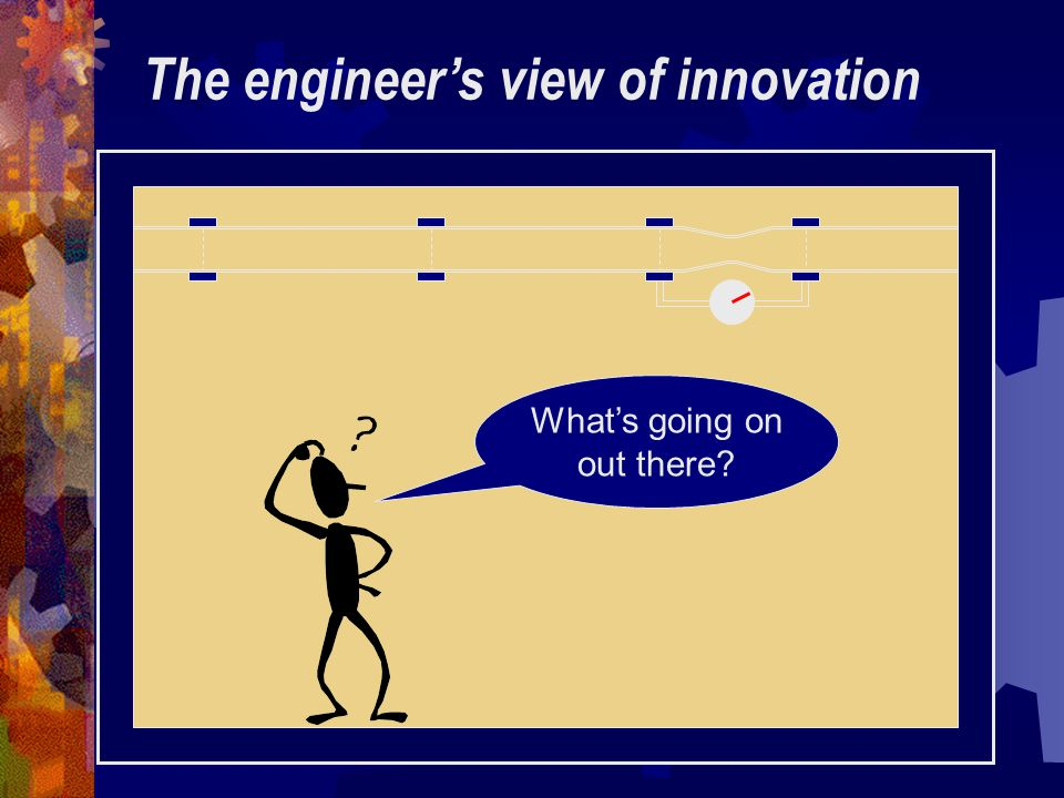 The engineer's view of innovation